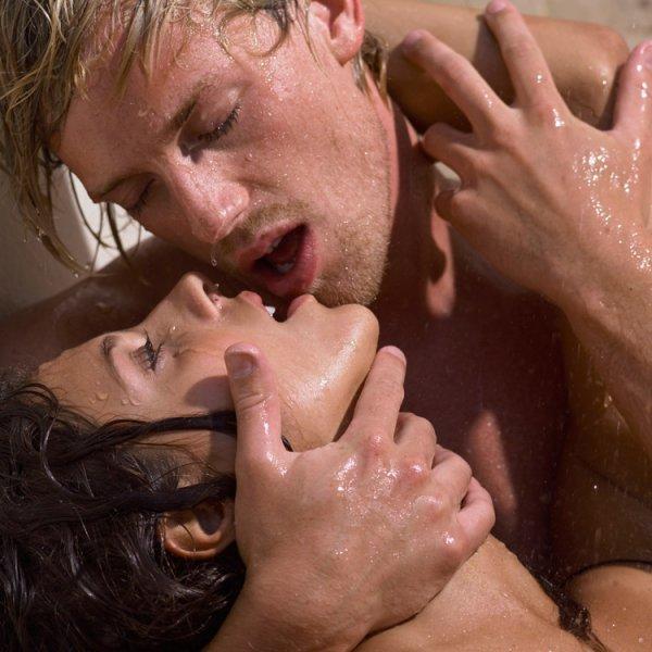 Sous  la douche   (mon rêve)