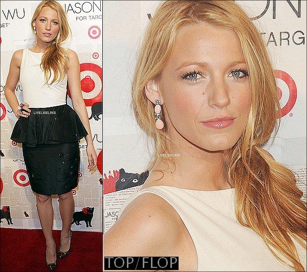 .    26/01/12 : Blake Lively fêtait le 100ème épisode de Gossip Girl avec ses co-stars, mais pas toutes.  .