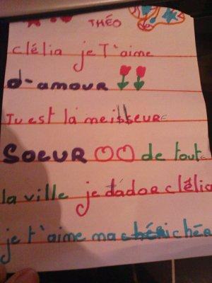 Message Damour Pour Toi Clelia