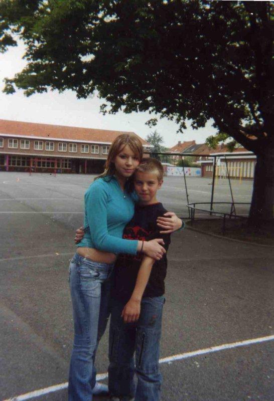 Lucas... Ses 17 ans...