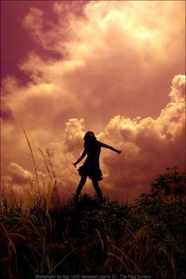 >> La vie offre toujours deux pentes. On grimpe ou on se laisse glisser.