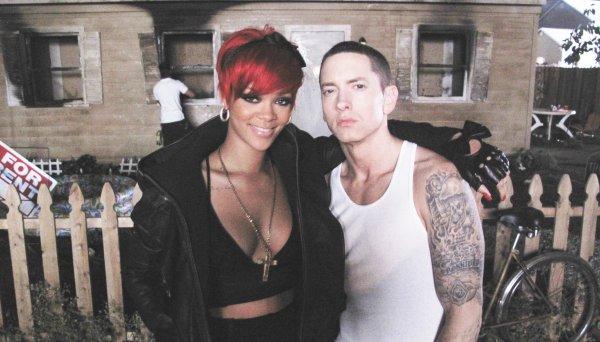 Rihanna et Eminem : l'histoire d'amour continue