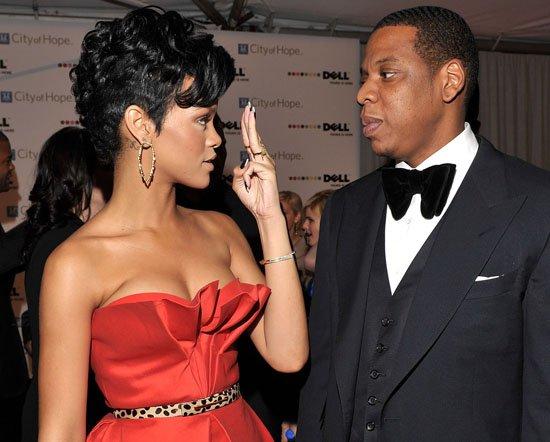 Jay-Z devient le nouveau manager de Rihanna