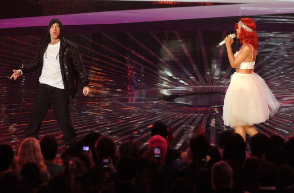 Eminem : Vers un troisième duo avec Rihanna !