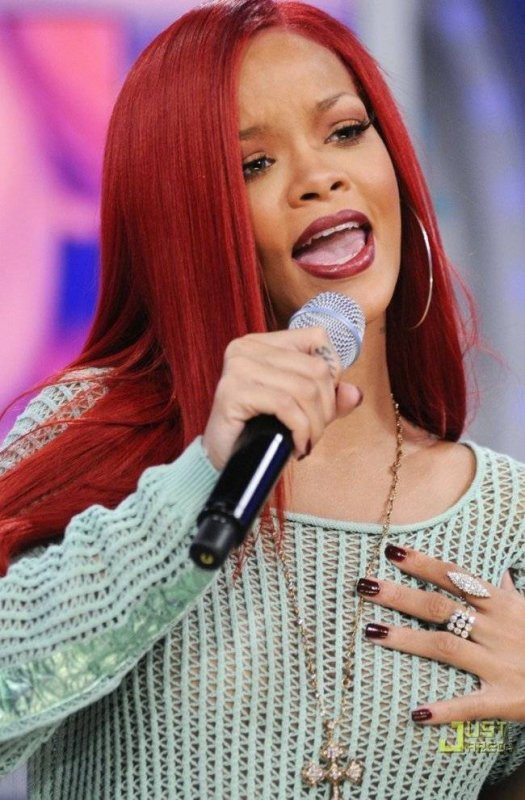 Rihanna : What's My Name, en live au David Letterman Show