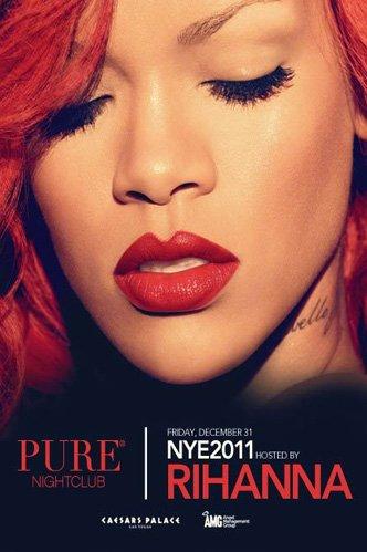 Rihanna : A la tête du nouveau classement Billboard cette semaine