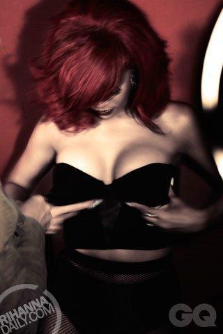 Rihanna : Toutes ses photos sexy pour GQ UK