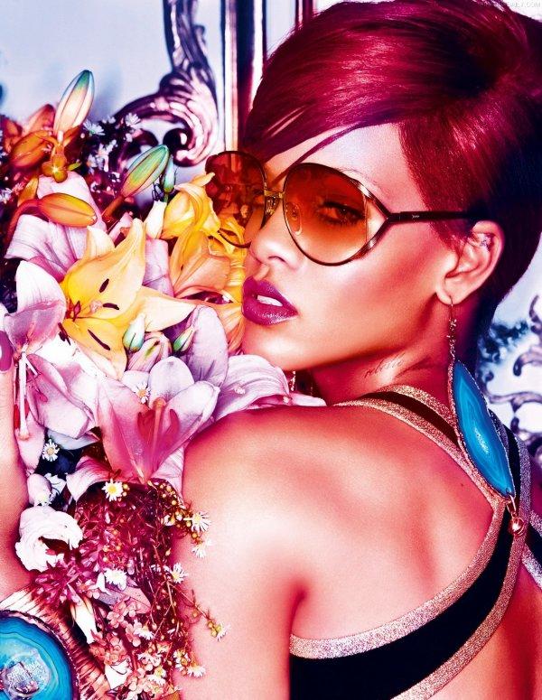 Rihanna interviewée par Kanye West