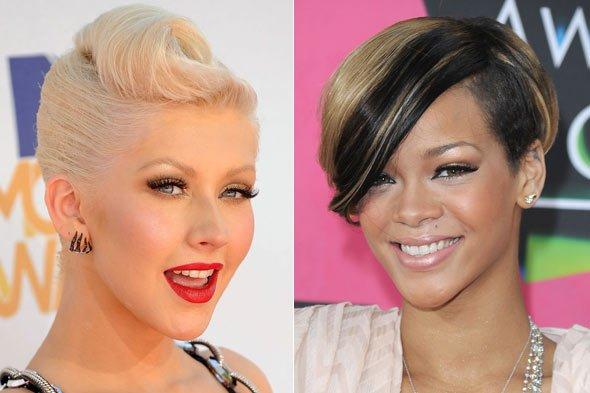 Christina Aguilera et Rihanna font scandale à X-Factor