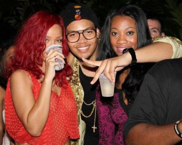 Rihanna : Elle fait la fête à la Barbade