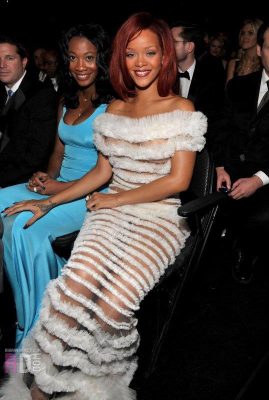 Grammy Awards 2011: Dans la salle