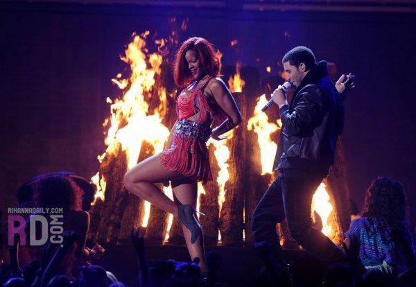 Grammy Awards 2011: What's My Name (ft.Drake)