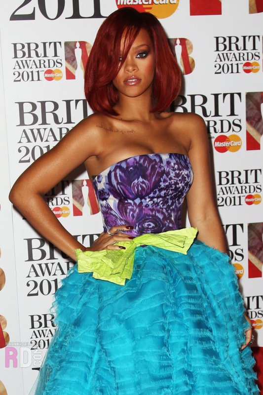 Brit Awards 2011: Tapis Rouge