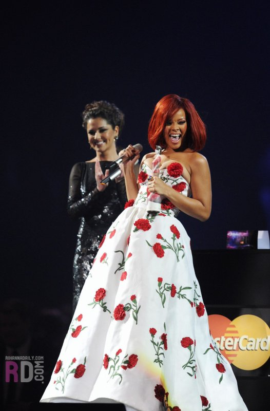 Brit Awards 2011: Meilleur Artiste Féminine Internationale
