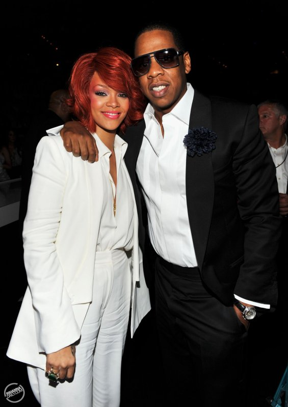 Billboard Music Awards : Backstage (Avec Jay-z)