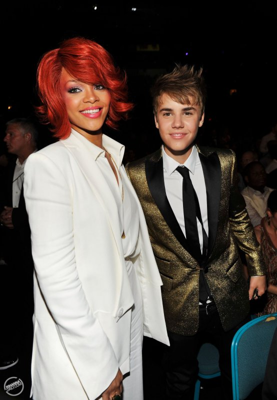 Billboard Music Awards : Backstage (Avec Justin Bieber)