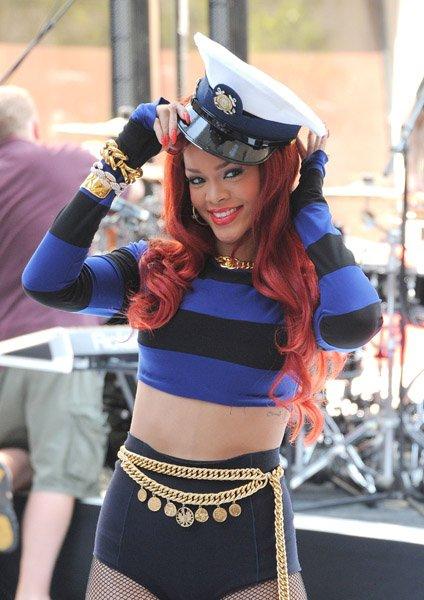 Rihanna au Today Show