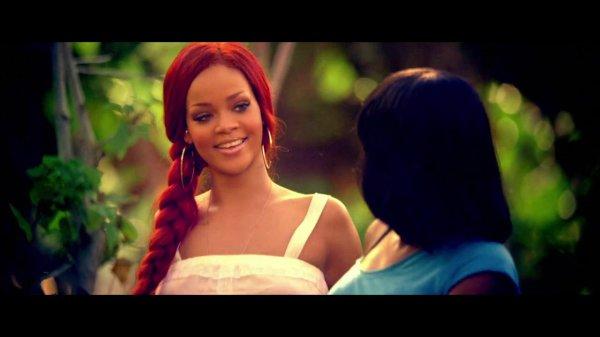 """Rihanna en femme fatale pour le clip """"Man Down"""""""