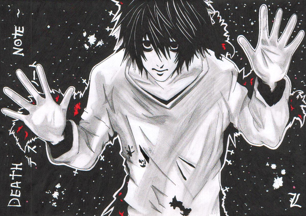 Death note pour ma BFF