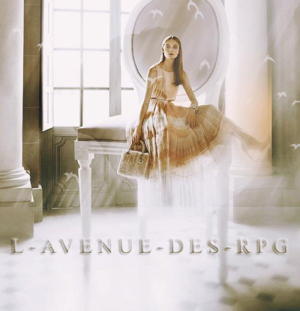 « L'Avenue Des RPG Vous Souhaite La Bienvenue. »