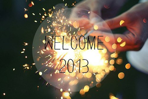 Année 2013: Nous voila !