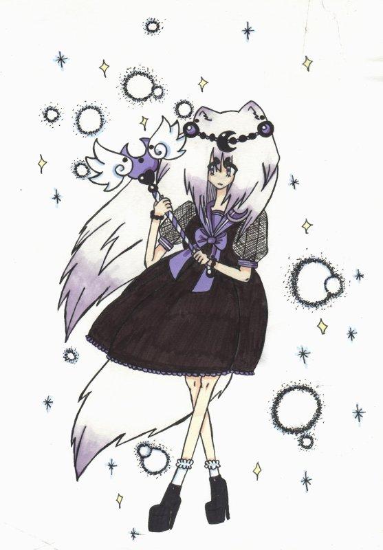 ★Sailor Ookami Crystal★