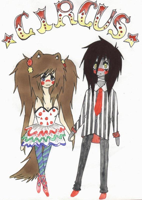 ★Circus couple★