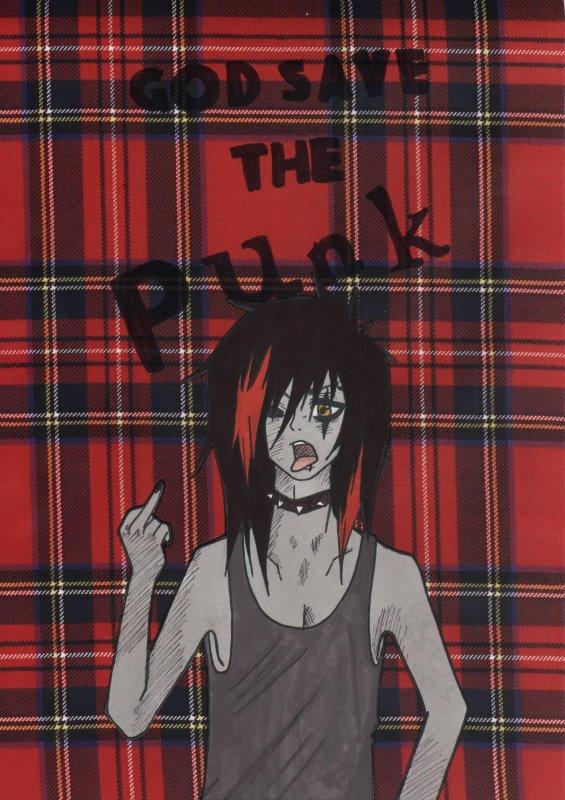 ★Debitto en punk, il est trop canon★