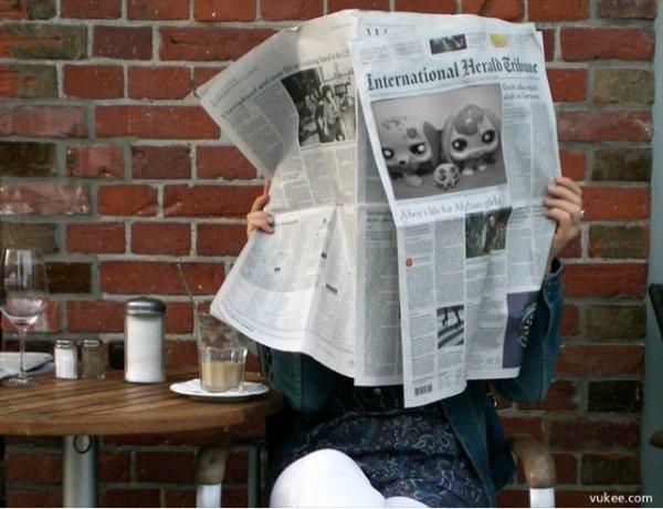 le meilleur journal du monde