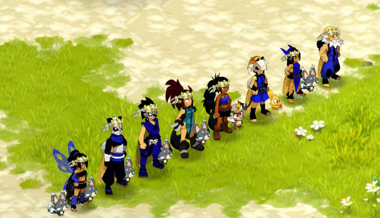 Panda et Zobal passent à l'action.