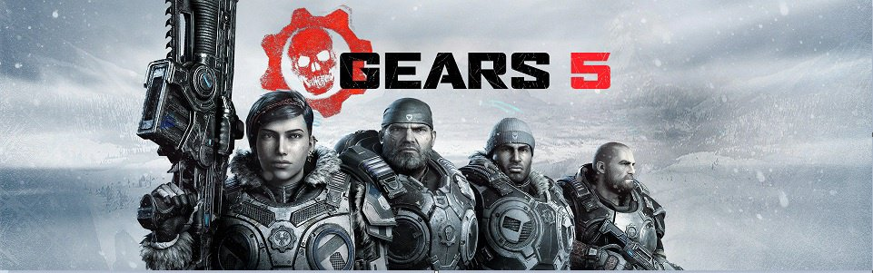 Gears 5 Disponible sur Xbox One