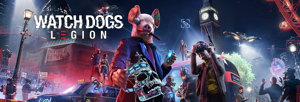 Watch Dogs: Legion disponible en Précommande