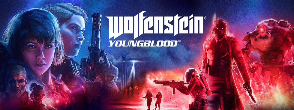 Wolfenstein: Youngblood Disponible sur Xbox One