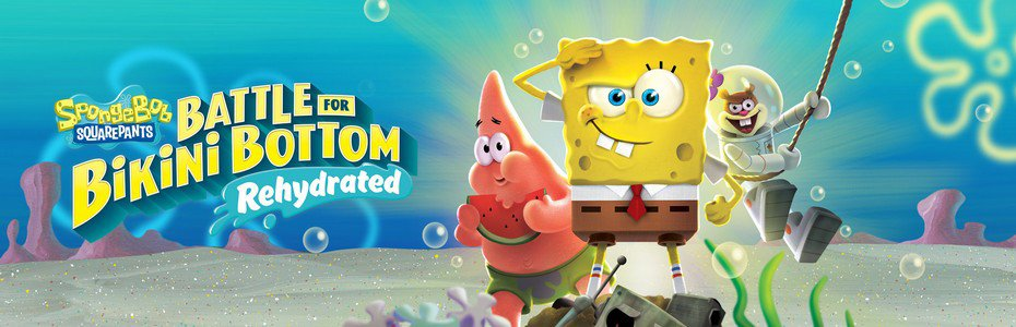 SpongeBob SquarePants: Battle for Bikini Bottom Rehydrated Disponible en Précommande
