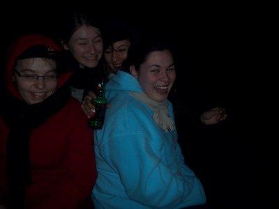 moi, mes soeurs et ma belle soeur