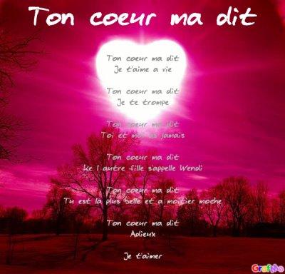 7eme Poeme Moi Met Animaux Et Ma Ex Meilleur Ami