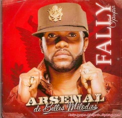 Arsenal de Belles Melodies / Fally Ipupa - 5émé Race (2009)