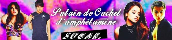 Putain de cachet d'amphétamine de Sugar