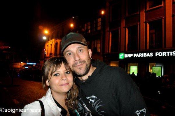 Moii et Thierry --> Simpelourd 2011