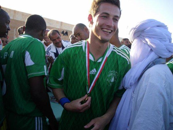 ira champion régional 2 sud 2011/2012
