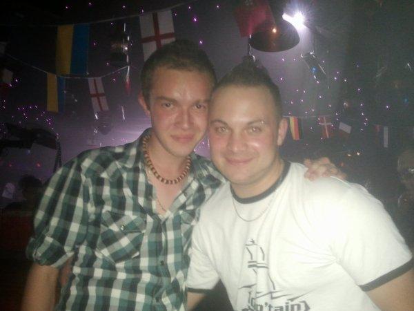 moi et Loic D