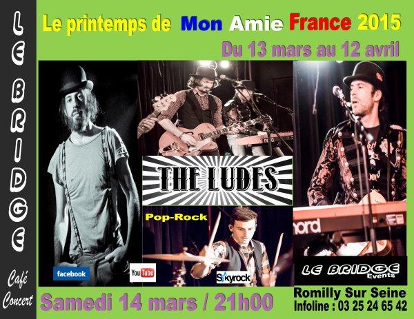 Le printemps de Mon Amie France 2015/Lebridge@Events