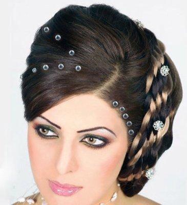 Articles de princesse,dorient taggés \u0026quot;coiffure mariée 2012\u0026quot; , maquillage libanais et coiffure By hadad amal cr , Skyrock.com
