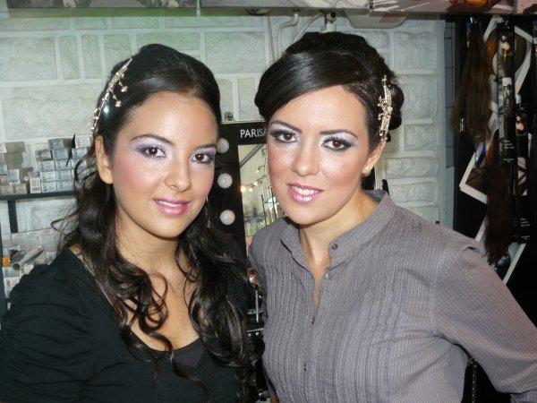 coiffure maquillage libanais