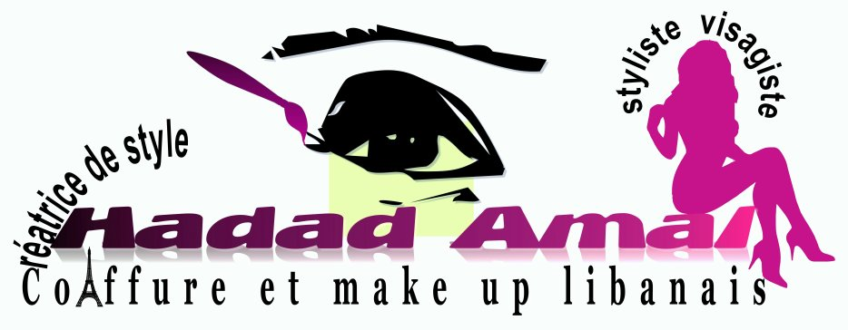 maquillage libanais et coiffure   By hadad amal création & style