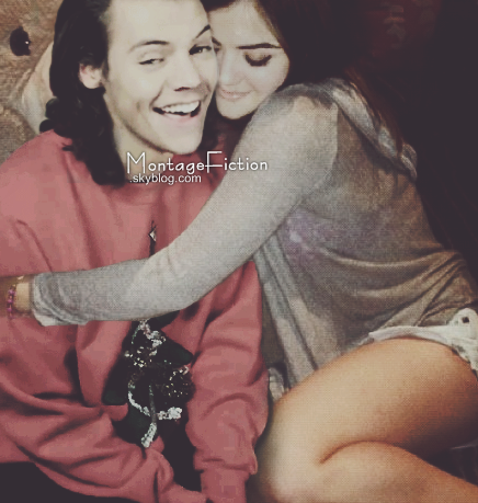 Lucy Hale & Harry Styles