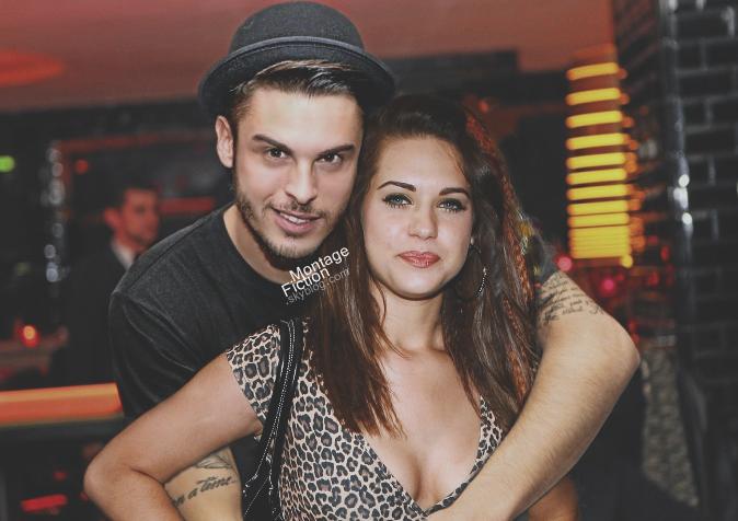 Lyndsy Fonseca & Baptiste Giabiconi