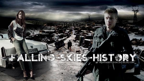 chapitre Falling Sky History
