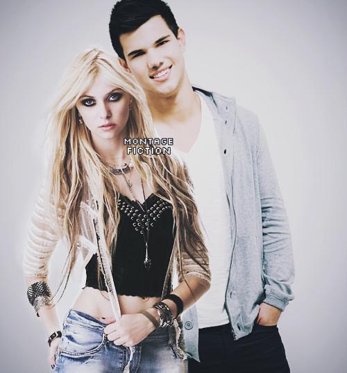 Taylor Momsen & Taylor Lautner