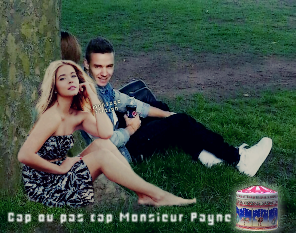 Sasha Pieterse & Liam Payne